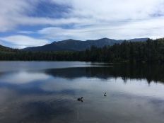 Lonesome Lake, in White Mountain National Forest