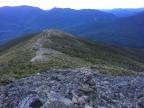 Descending Mt. Madison. This was a hellish 2 miles that took us multiple hours. The Les Misérables soundtrack helped.